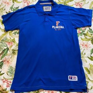 Licensed University of Florida UF knit polo 👕 XL